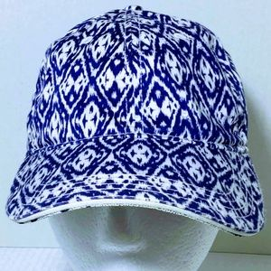 Tommy Bahama Relax Cotton Strapback Slouch Cap